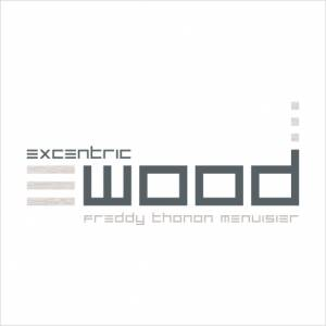 Excentric WOOD - Logo