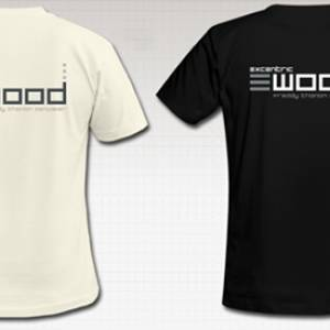 Excentric Wood - T-shirts